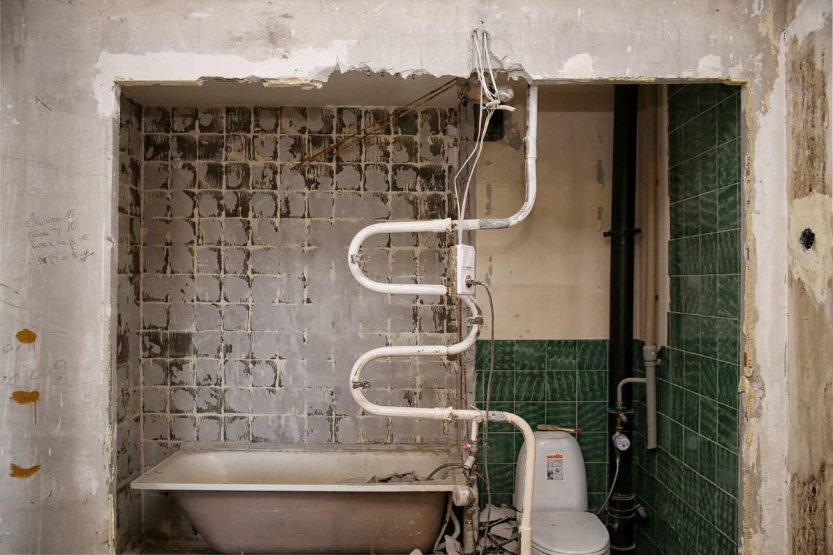 Этапы ремонта квартиры во вторичке