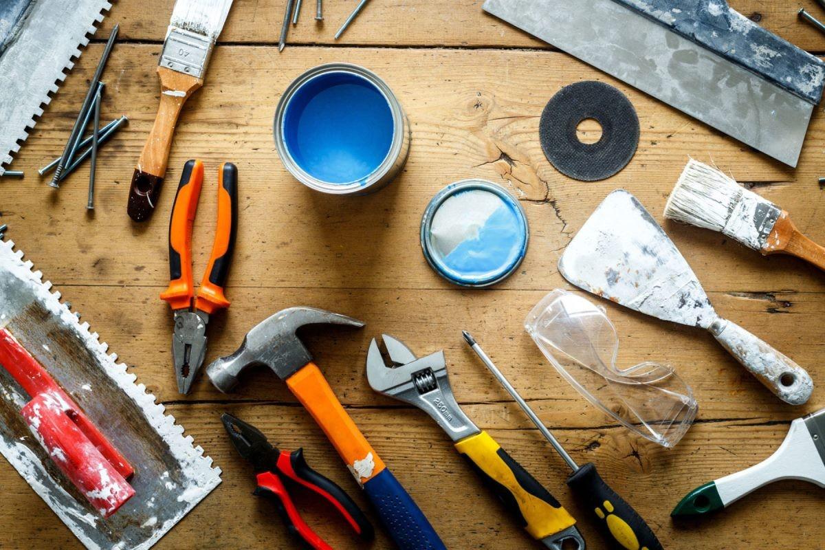 Расходные материалы для ремонта квартиры