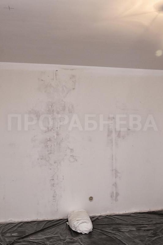Черновая отделка потолка - часть 2