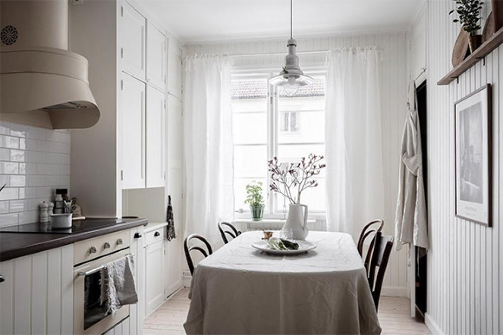 Скандинавский стиль в интерьере квартиры:  отличительные черты, 70 фото