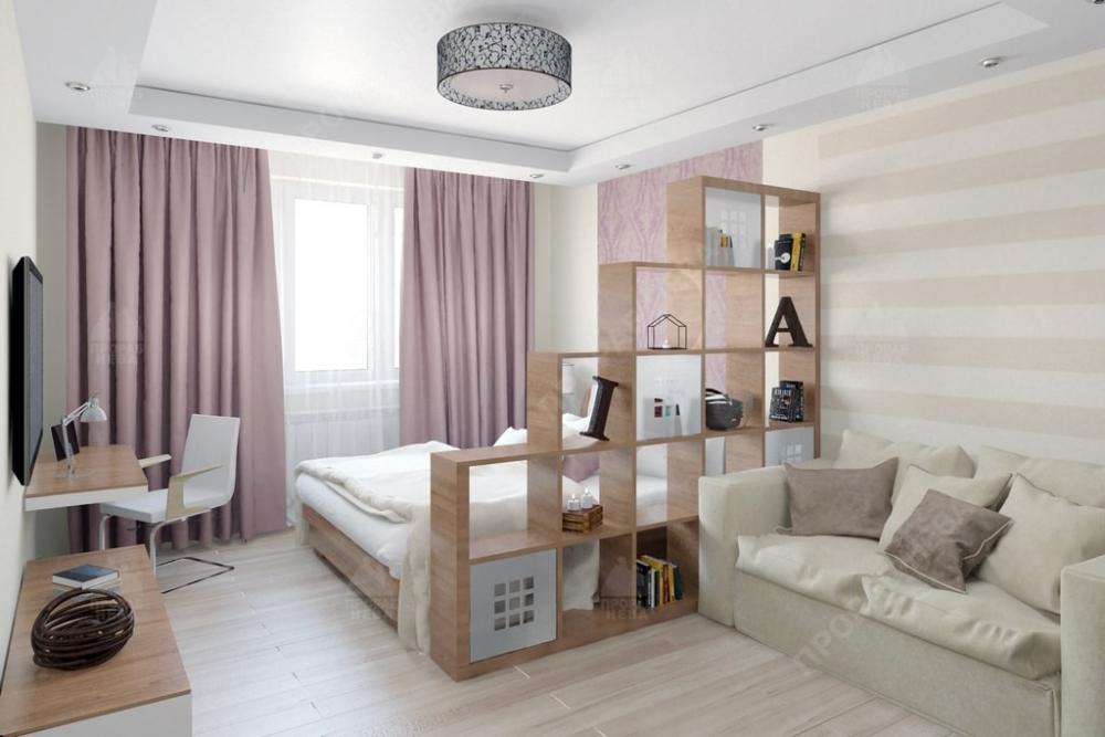 Дизайн квартиры-студии: как все грамотно обустроить