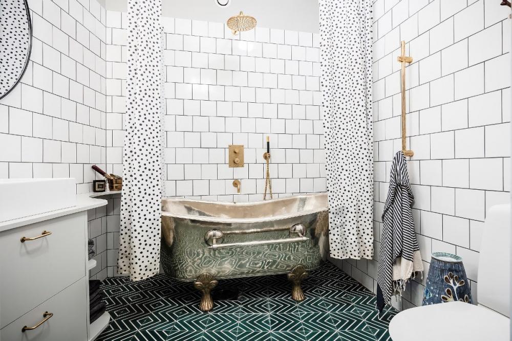 Популярные стили дизайна ванной комнаты