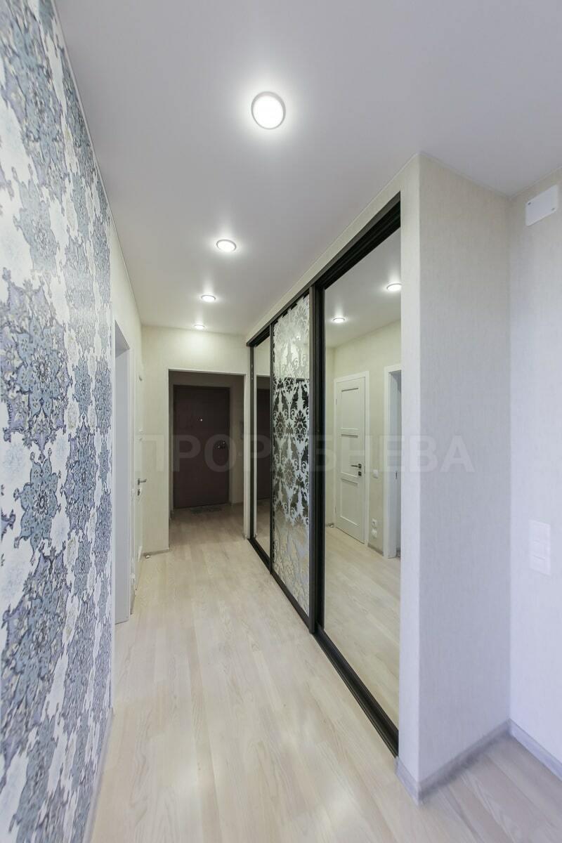 Дизайн и ремонт 2-комнатной квартиры - Прораб Нева