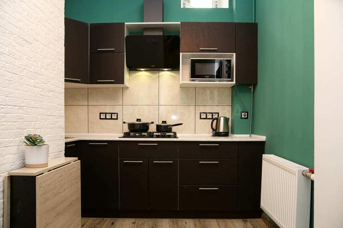 Ремонт кухни по дизайн-проекту - Прораб Нева