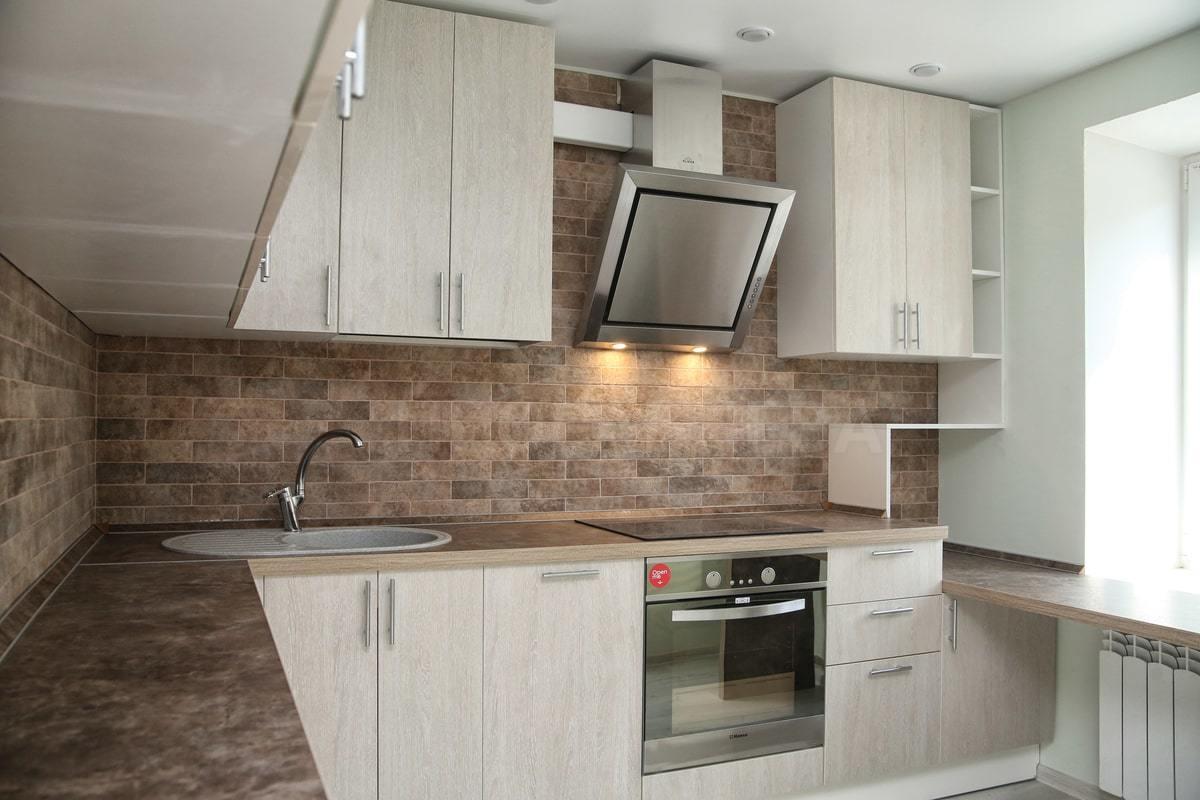 Ремонт и отделка кухни под ключ - Прораб Нева
