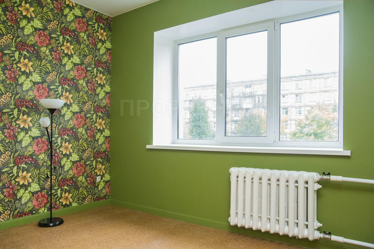 Отделка 2-комнатной квартиры под ключ - Прораб Нева