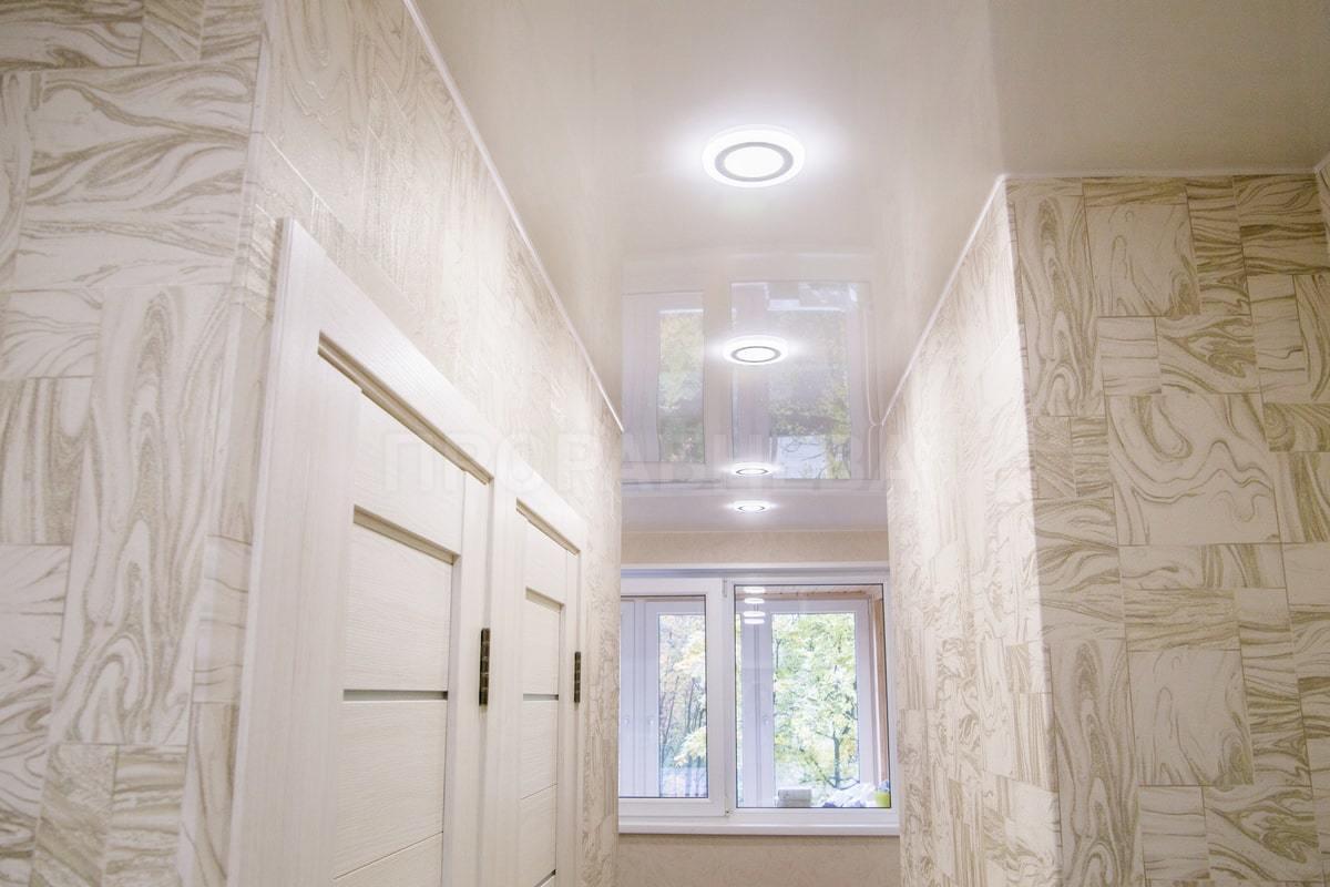 Ремонт коридора и прихожей в панельном доме - Прораб Нева