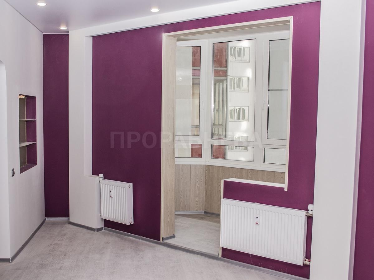 Отделка 1-комнатной квартиры под ключ - Прораб Нева